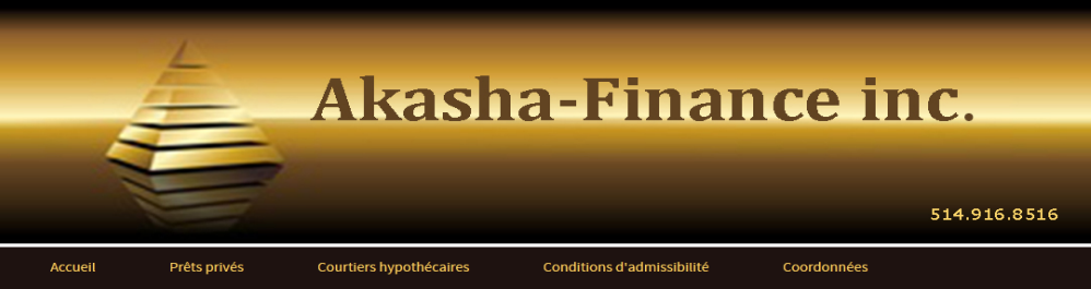 Site Akasha Finance